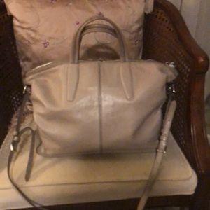 leather tote/purse